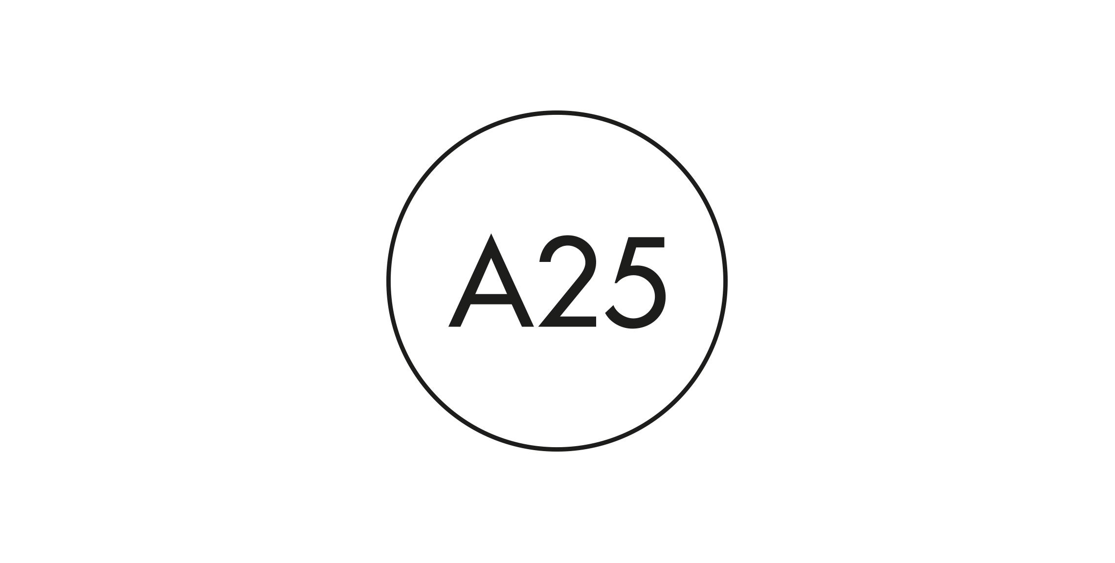A25 Blog Logo