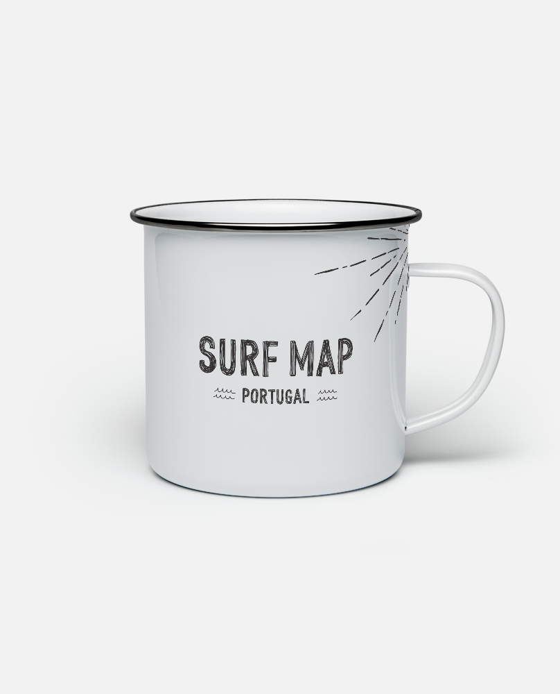 Surf Map Logo by Lance Collective