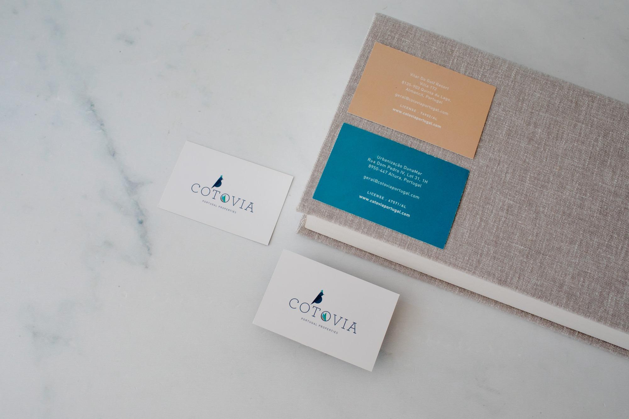 Cotovia Branding