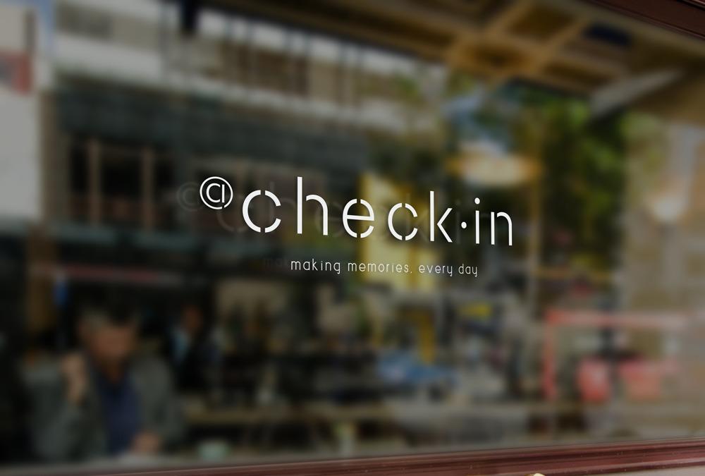 @check-in branding