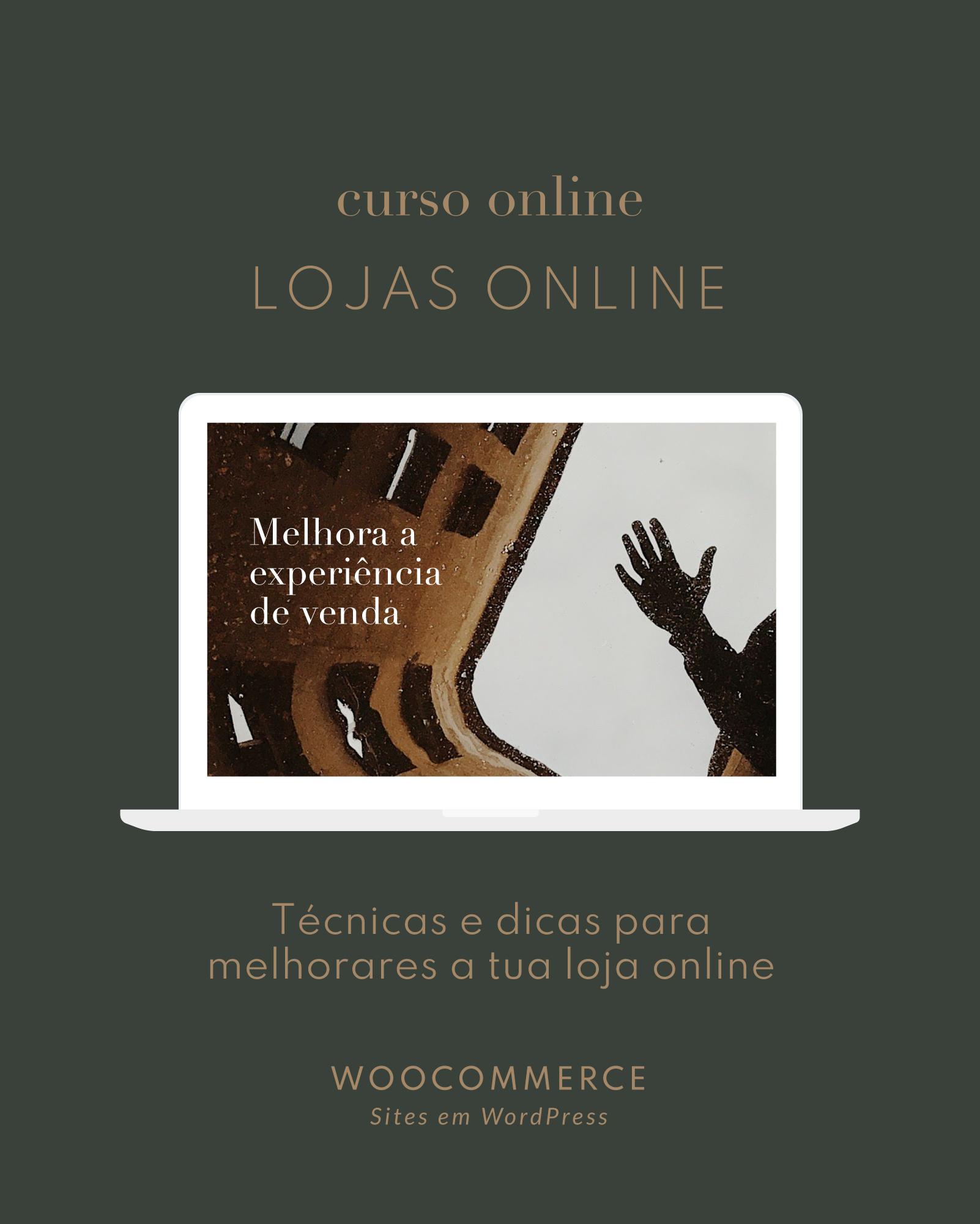 Curso online lojas online
