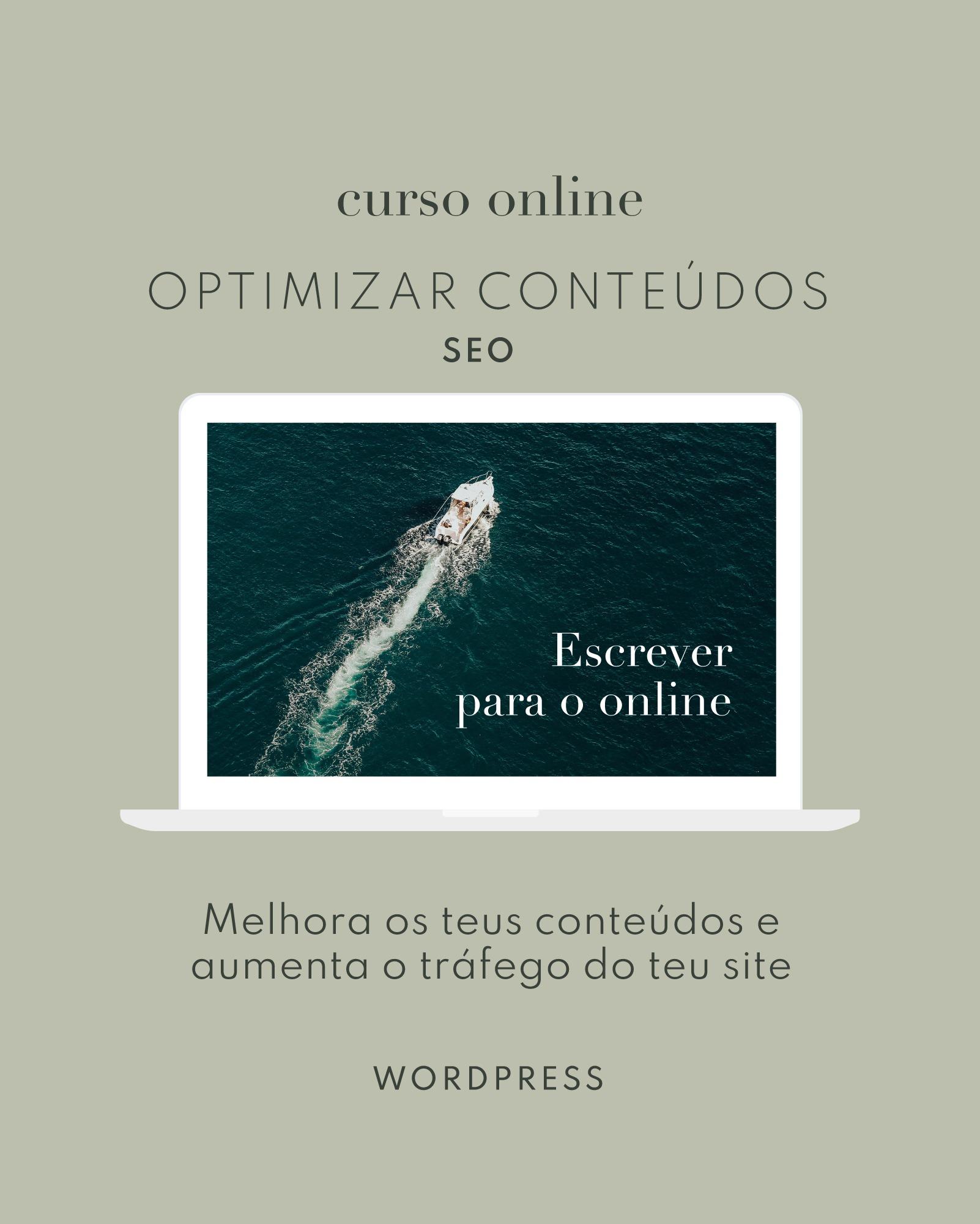 Curso Online SEO